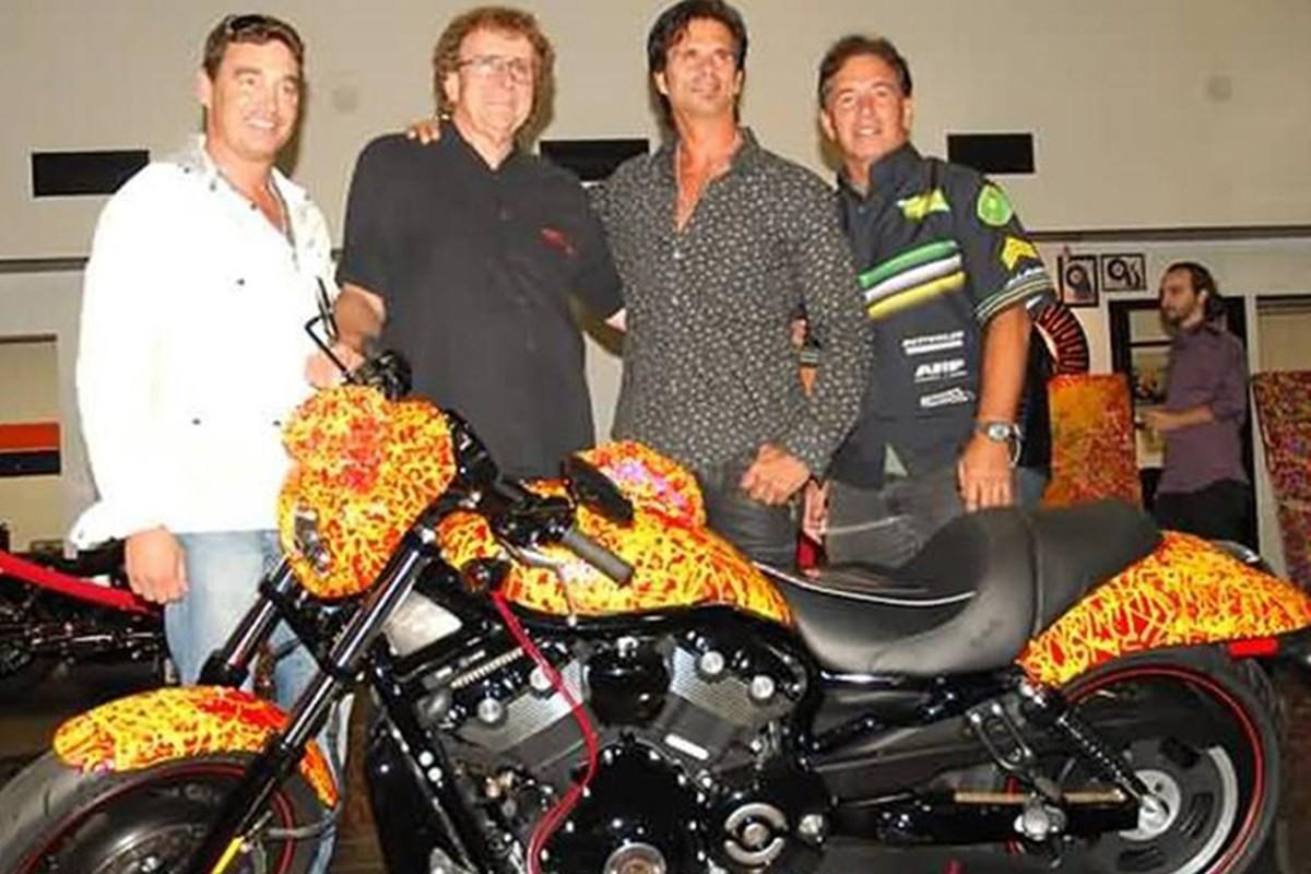 Chao ban Harley-Davidson toi 697 ty dong, gap 90 lan Rolls-Royce