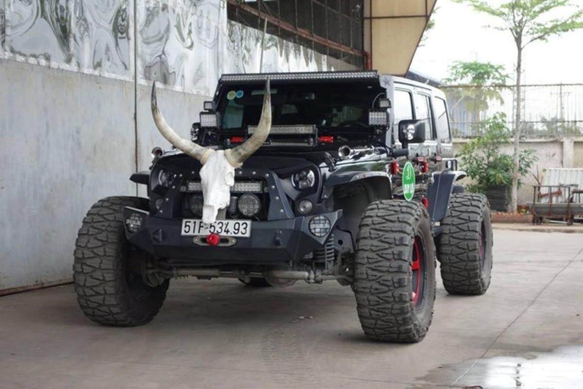 Jeep Wrangler do khung cho vong xep phong dich COVID-19-Hinh-8