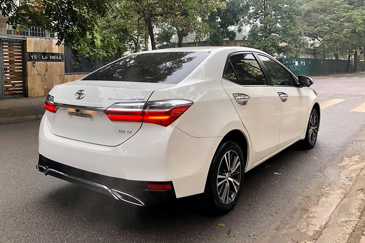 Toyota Corolla Altis giam gan 100 trieu dong tai Viet Nam-Hinh-8