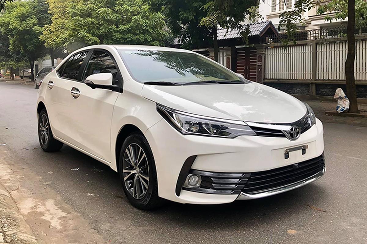 Toyota Corolla Altis giam gan 100 trieu dong tai Viet Nam-Hinh-9