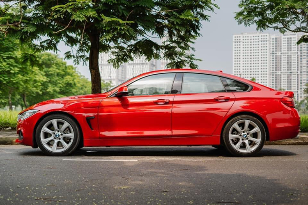 BMW 428i Grand Coupe dung chan ban 1,2 ty o Ha Noi-Hinh-2