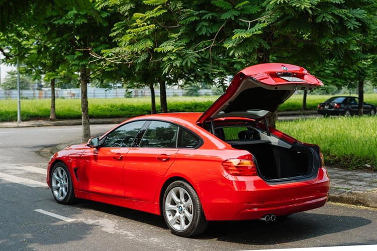 BMW 428i Grand Coupe dung chan ban 1,2 ty o Ha Noi-Hinh-8
