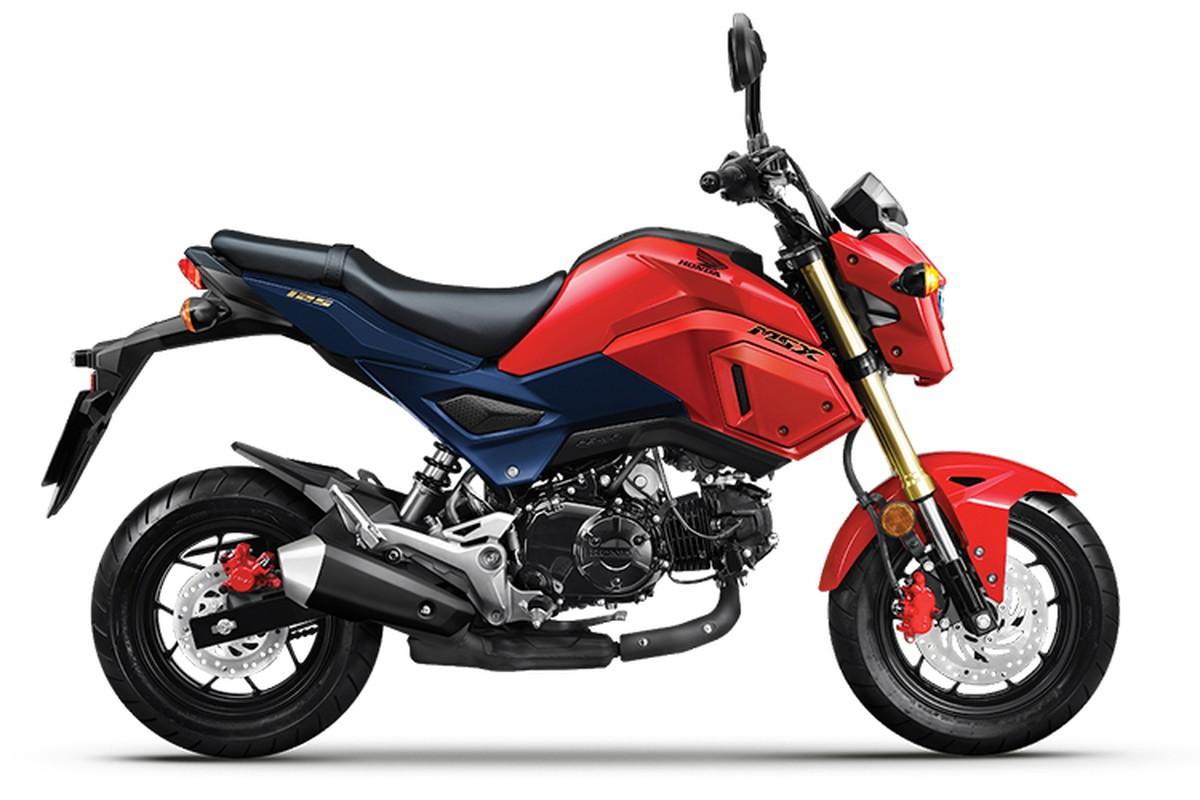 Chi tiet Honda MSX 125cc moi gan 50 trieu tai Viet Nam