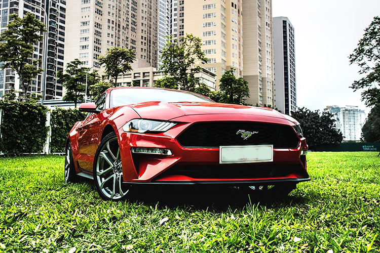 Can canh Ford Mustang 2020 dac biet, hon 2,3 ty o Ha thanh