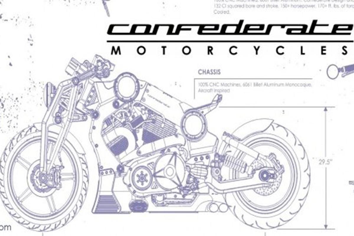 Sieu moto Confederate Wraith 2020 moi hon 3,6 ty dong-Hinh-2