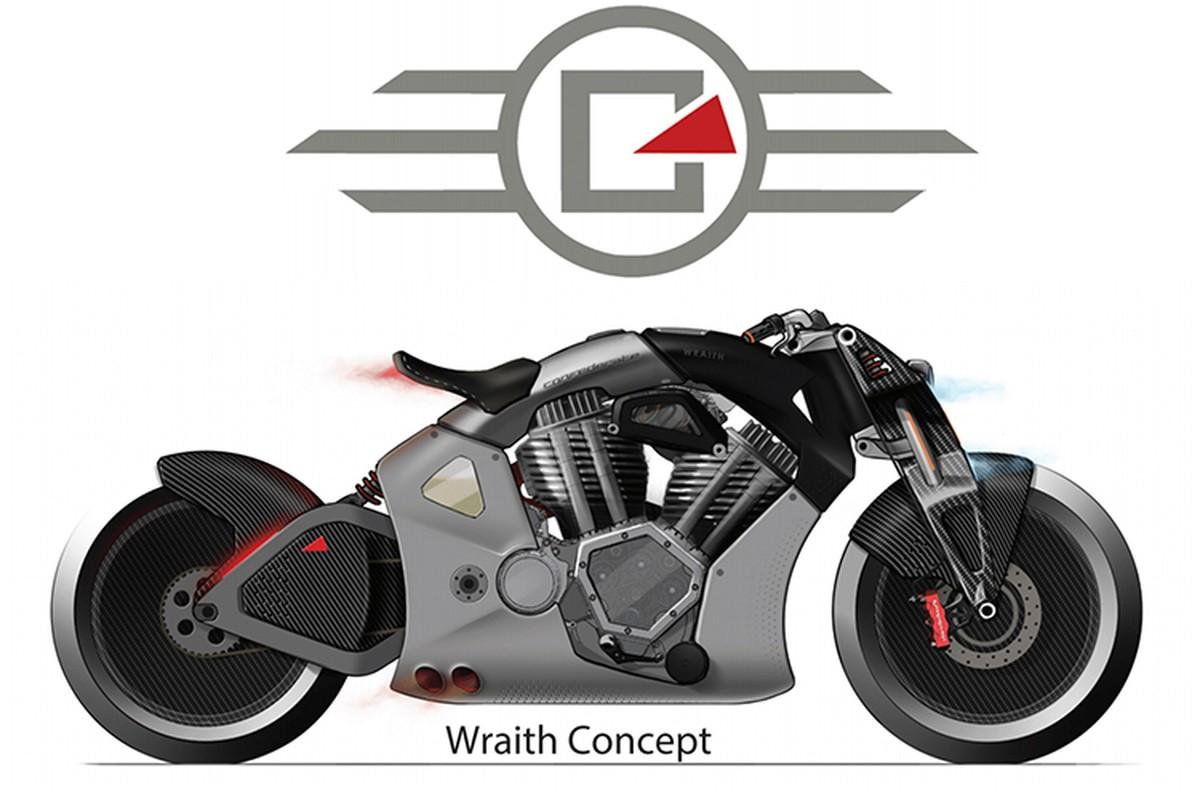 Sieu moto Confederate Wraith 2020 moi hon 3,6 ty dong-Hinh-3