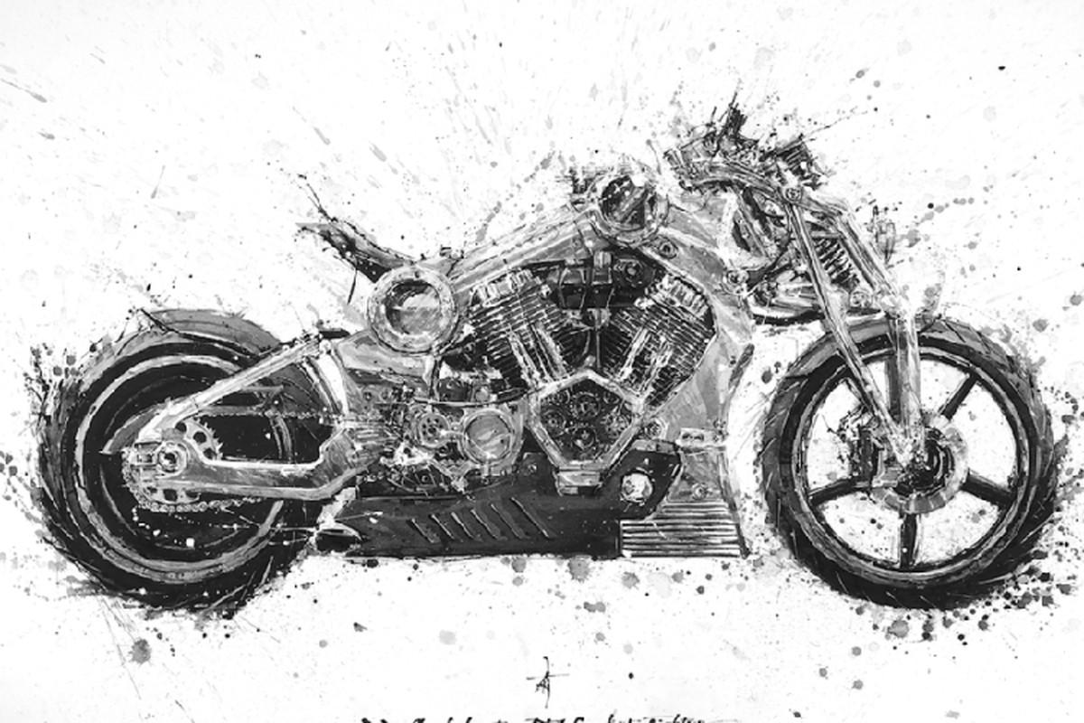 Sieu moto Confederate Wraith 2020 moi hon 3,6 ty dong-Hinh-6