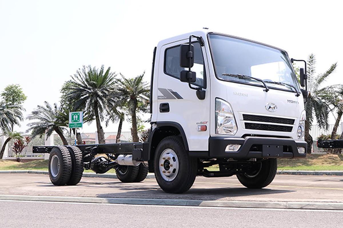 Ra mat Hyundai Mighty EX8 GT moi tu 695 trieu tai Viet Nam-Hinh-2