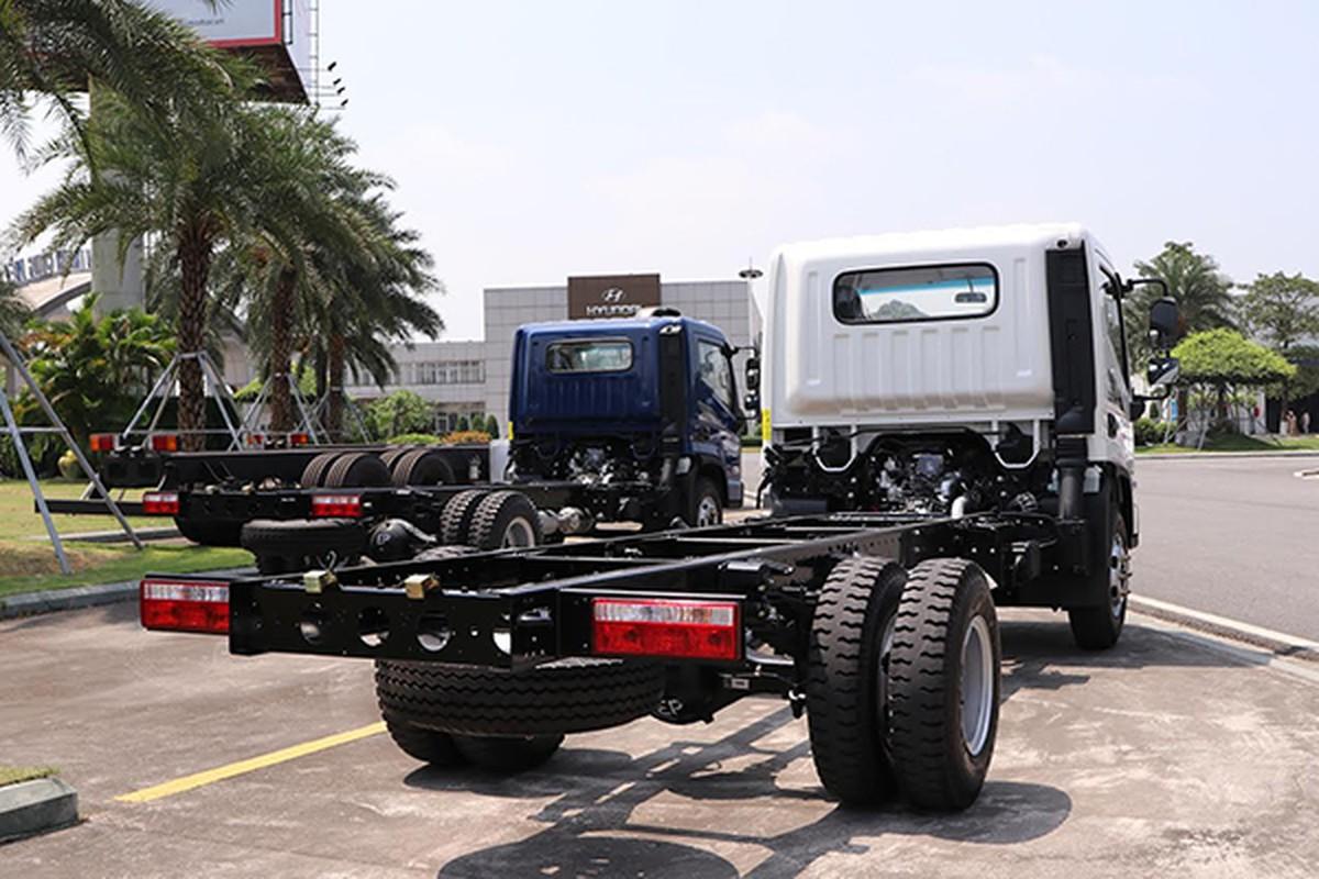 Ra mat Hyundai Mighty EX8 GT moi tu 695 trieu tai Viet Nam-Hinh-3