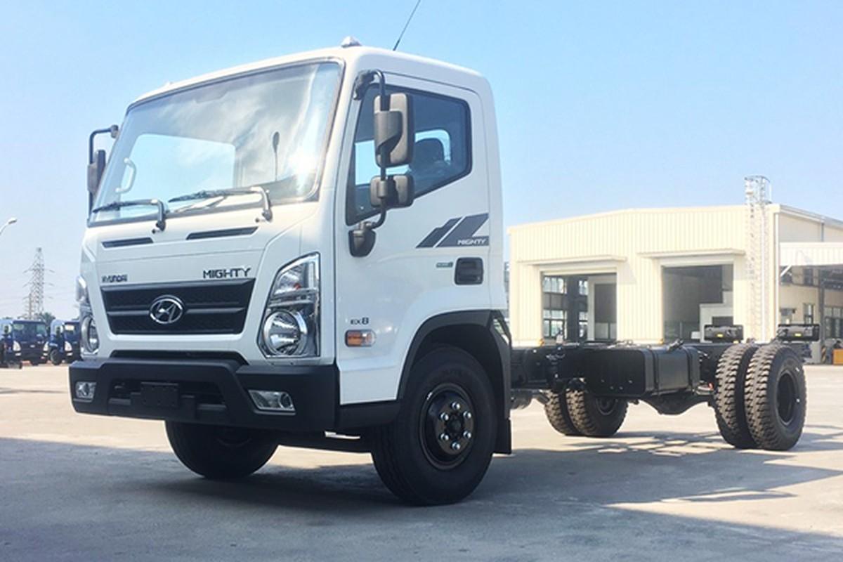 Ra mat Hyundai Mighty EX8 GT moi tu 695 trieu tai Viet Nam-Hinh-8