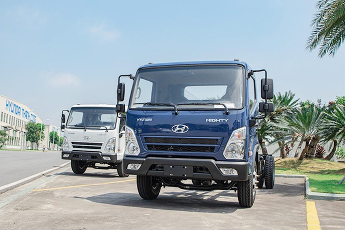 Ra mat Hyundai Mighty EX8 GT moi tu 695 trieu tai Viet Nam-Hinh-9