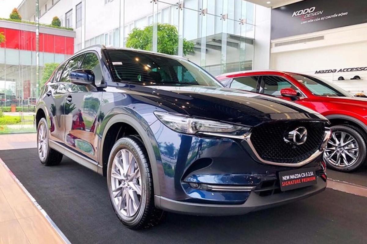 Mazda CX-5 quay lai top xe ban chay nhat Viet Nam 4/2020-Hinh-5