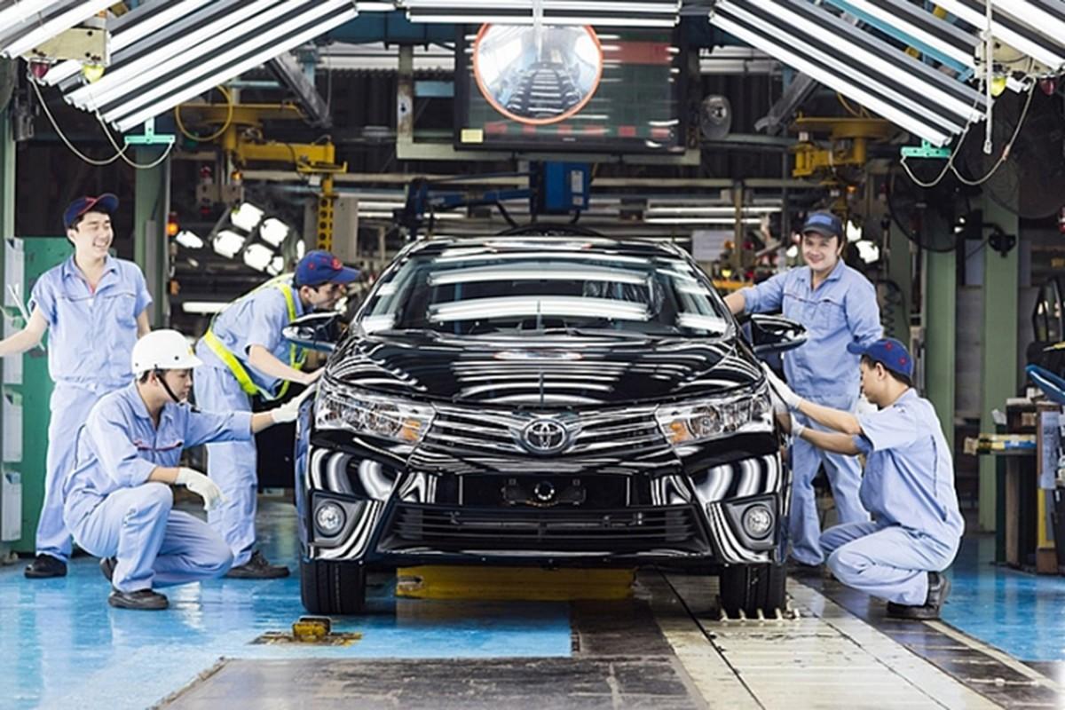 Mazda CX-5 quay lai top xe ban chay nhat Viet Nam 4/2020