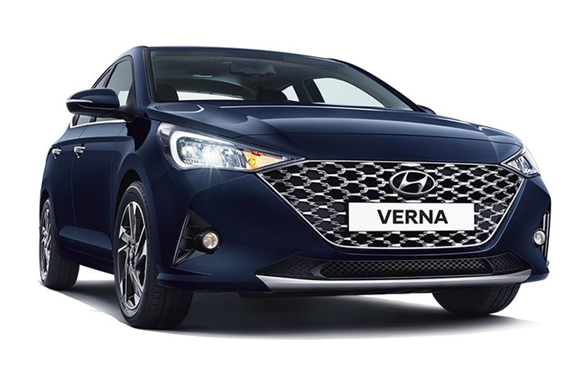 Hyundai Accent 2020 dep hon, tu 286 trieu dong tai An Do