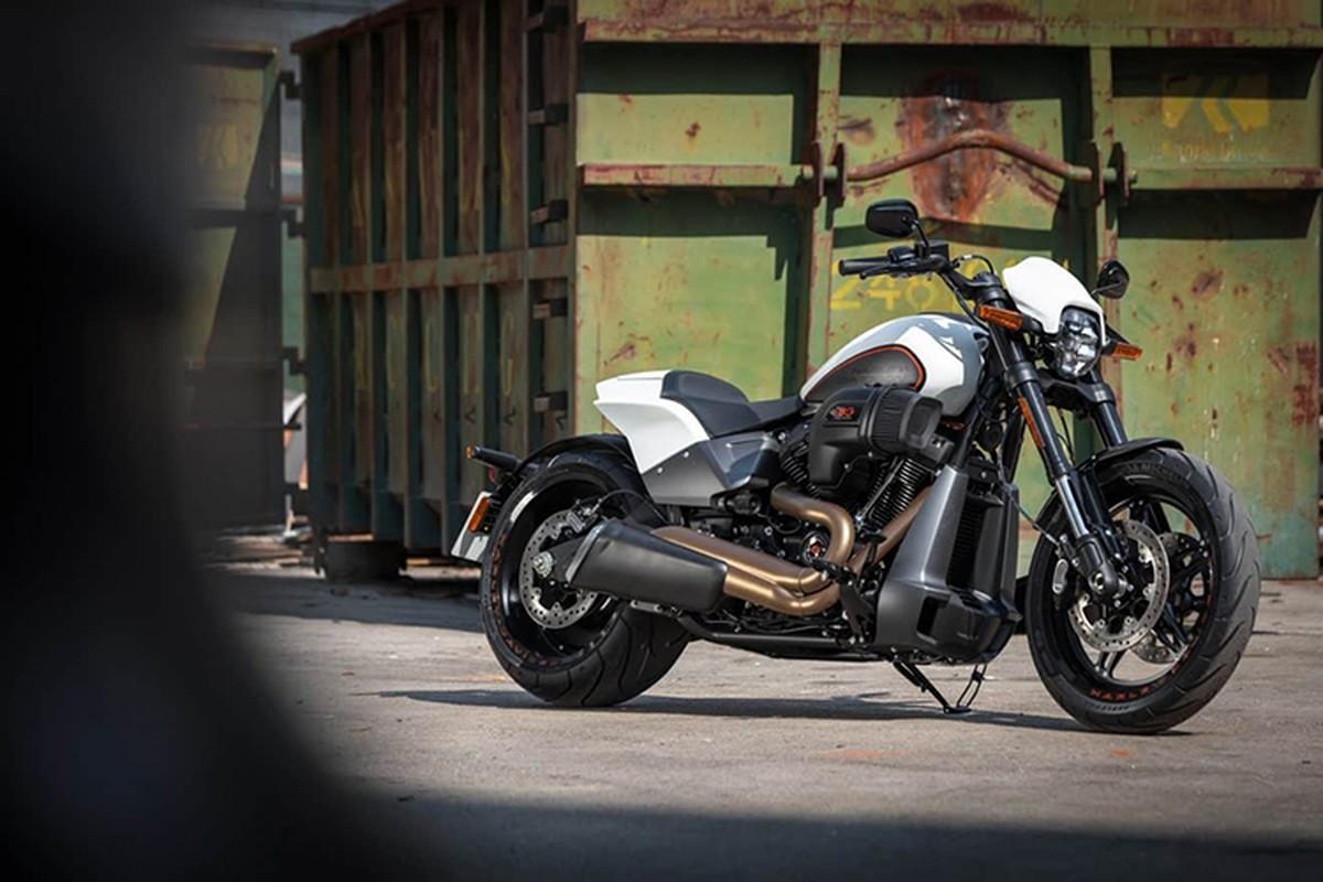 Ra mat Harley-Davidson FXDR 114 moi hon nua ty dong