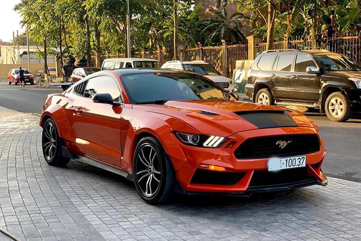 "Dan choi Lao Cai rao ban ""sieu xe"" Ford Mustang hon 1 ty dong"