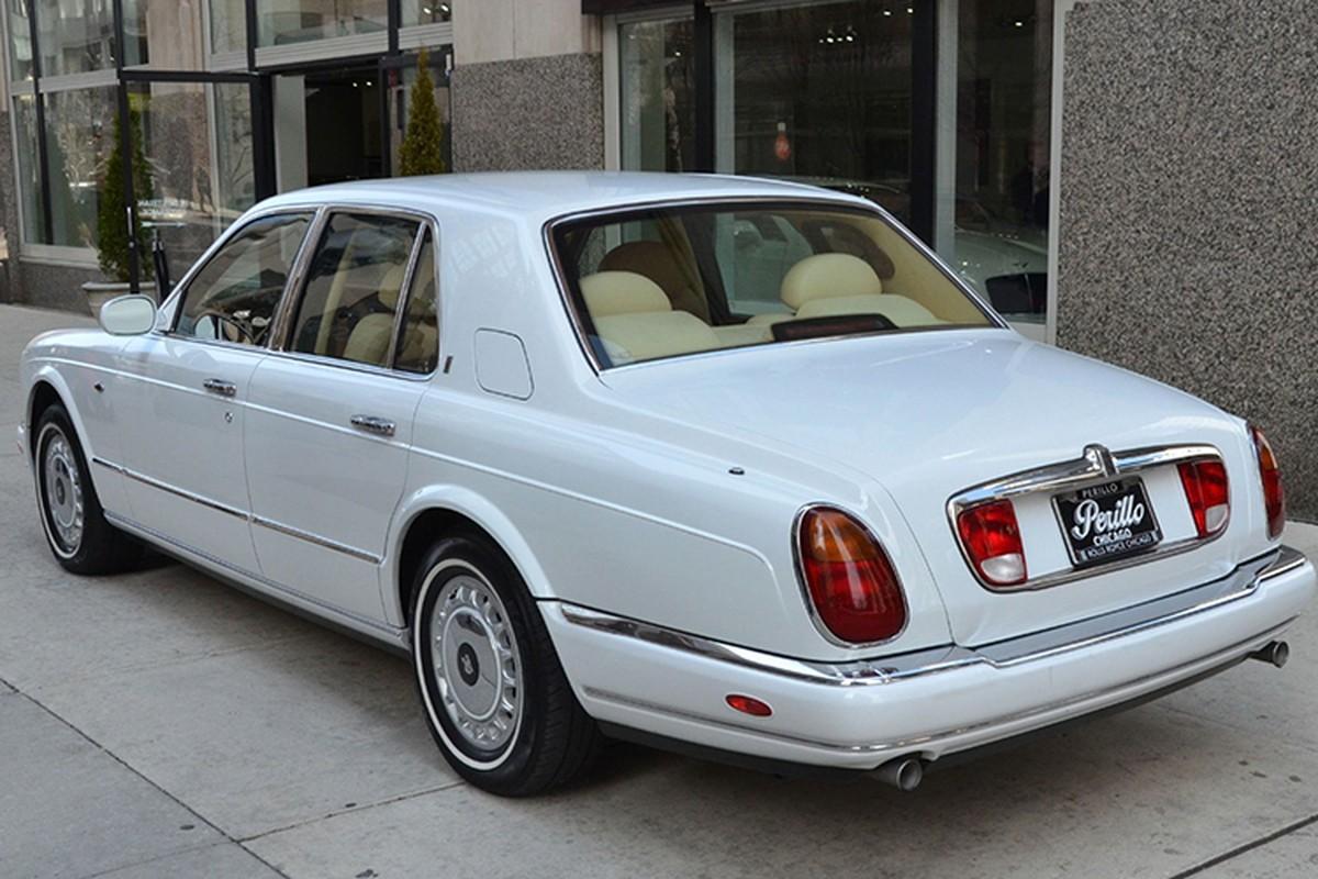 Rolls-Royce Silver Seraph hang hiem, chi hon 7 ty o Sai Gon-Hinh-7