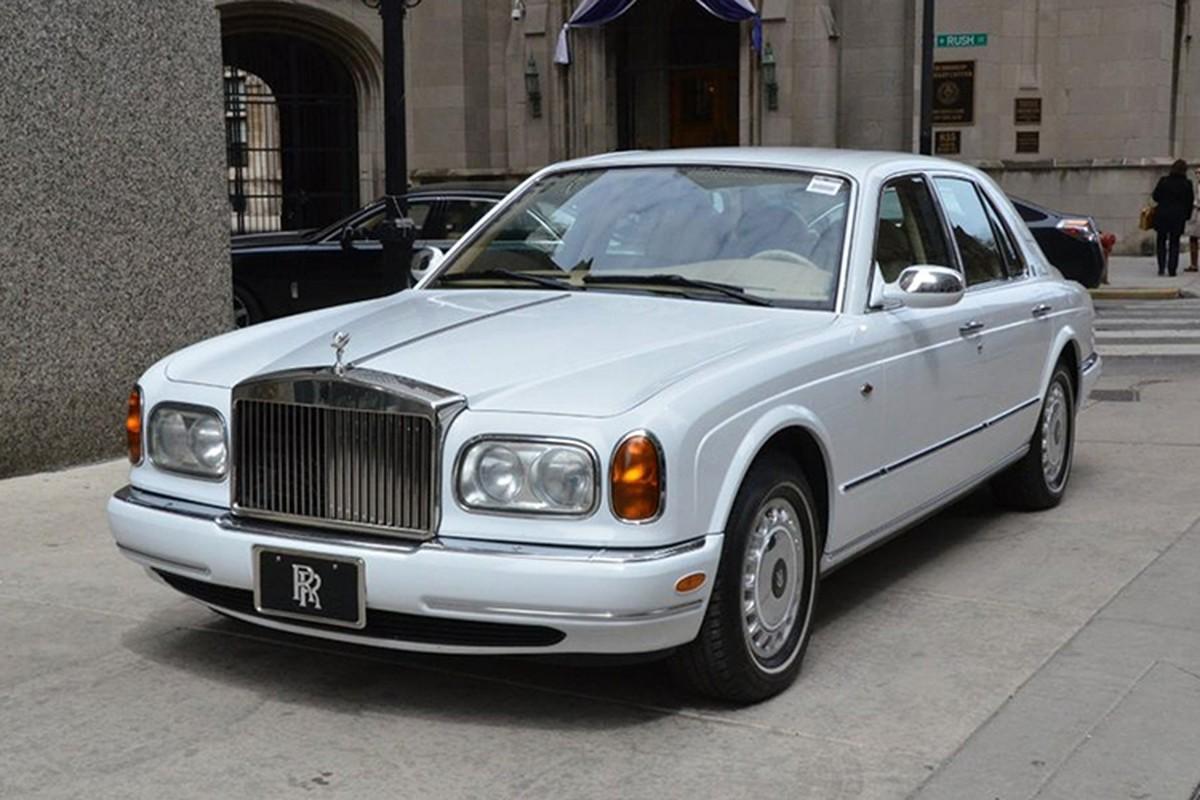 Rolls-Royce Silver Seraph hang hiem, chi hon 7 ty o Sai Gon-Hinh-8