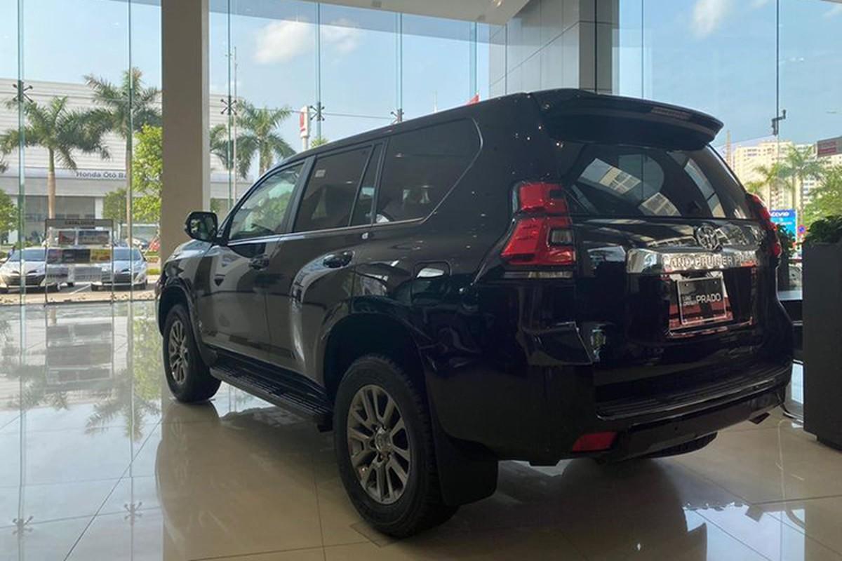 Toyota Land Cruiser Prado 2020 hon 2,3 ty tai Viet Nam-Hinh-7