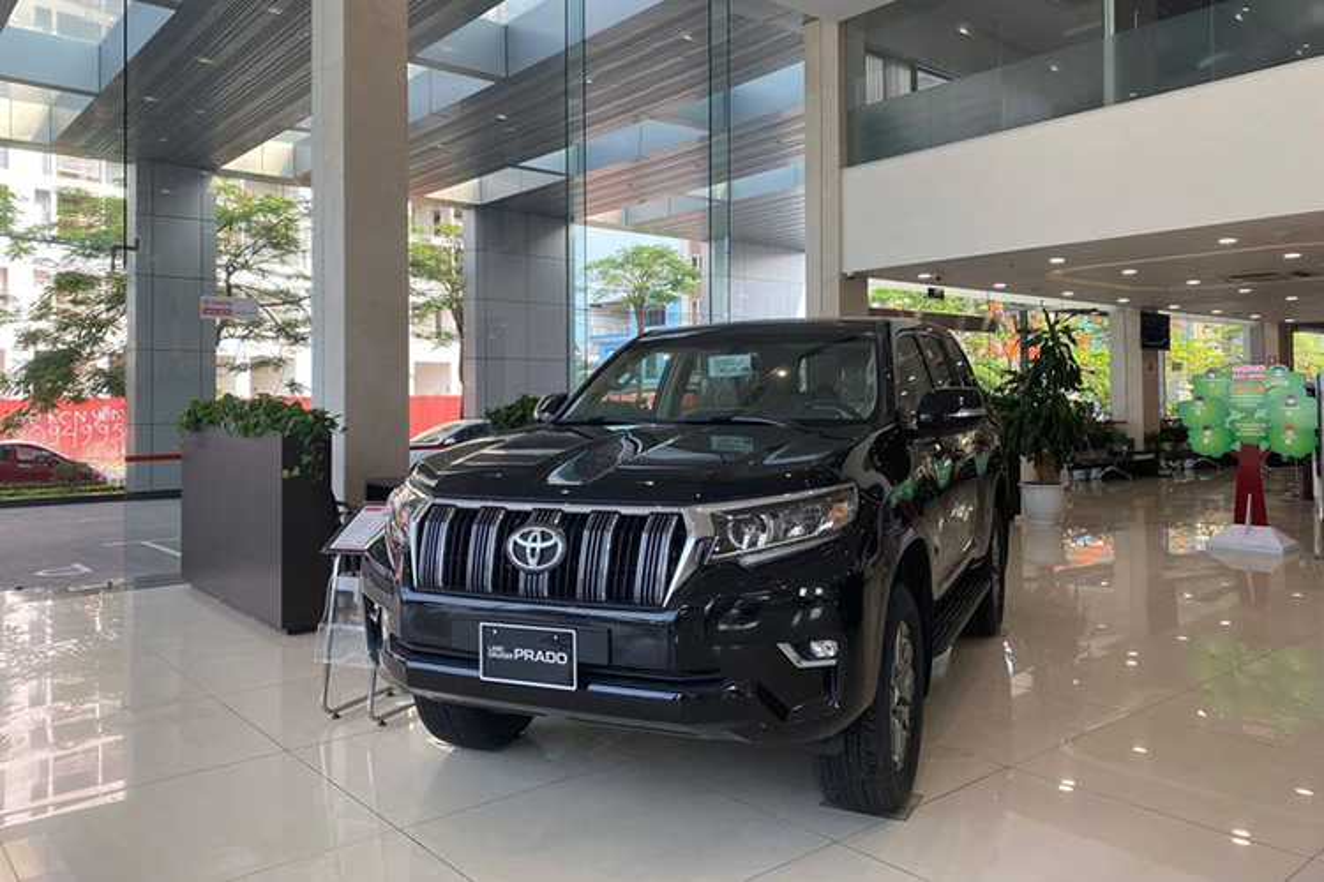 Toyota Land Cruiser Prado 2020 hon 2,3 ty tai Viet Nam-Hinh-8