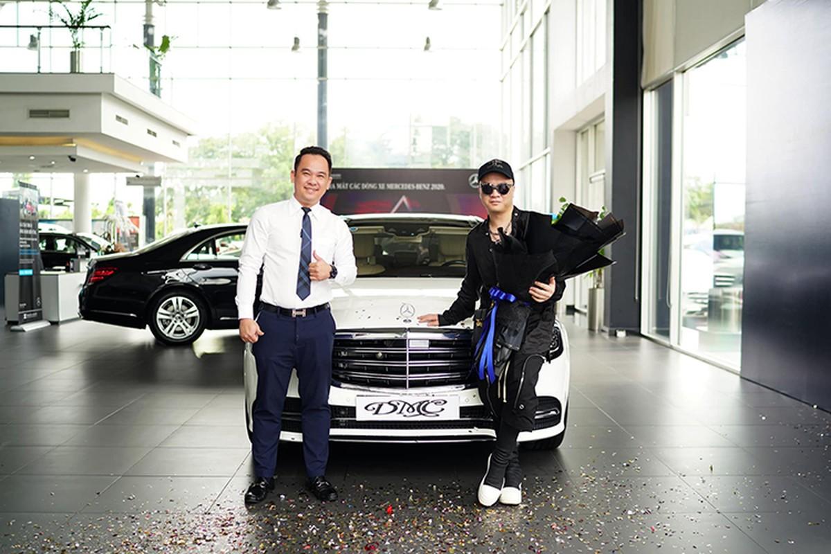 NTK Do Manh Cuong tau Mercedes-Benz S450L Luxury gan 5 ty-Hinh-10