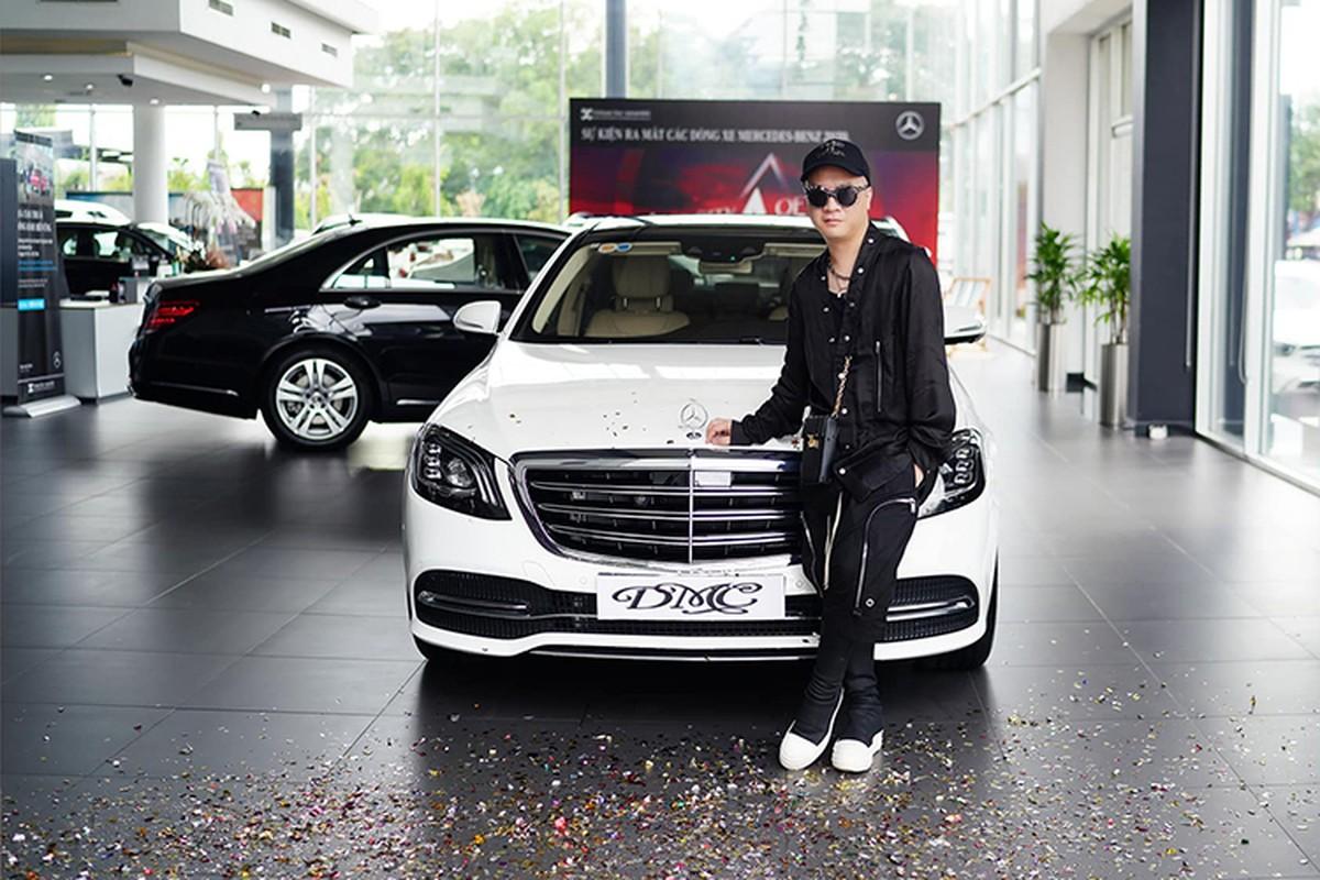 NTK Do Manh Cuong tau Mercedes-Benz S450L Luxury gan 5 ty-Hinh-2