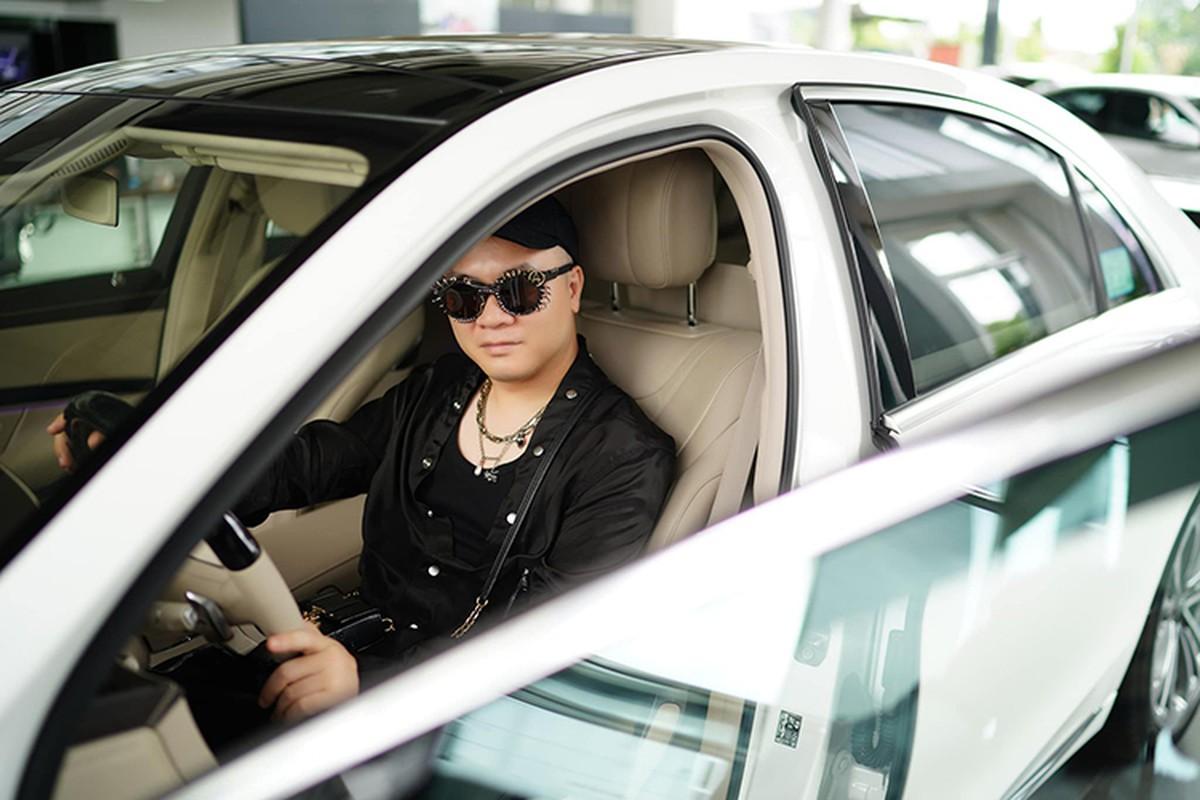 NTK Do Manh Cuong tau Mercedes-Benz S450L Luxury gan 5 ty-Hinh-4