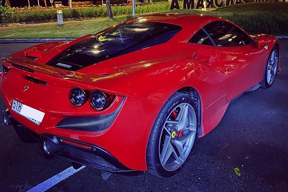 Cuong Do la ra bien sieu xe Ferrari F8 Tributo het 27 ty dong-Hinh-2