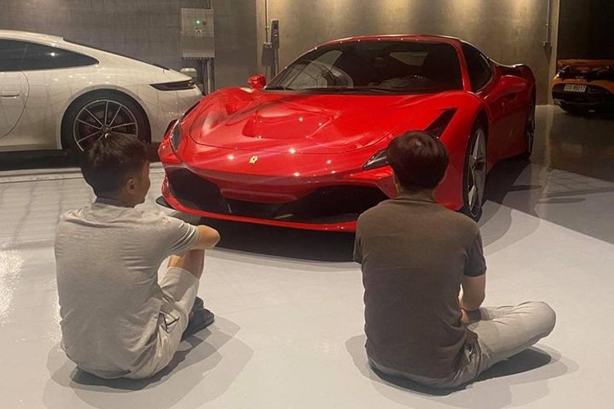 Cuong Do la ra bien sieu xe Ferrari F8 Tributo het 27 ty dong-Hinh-7