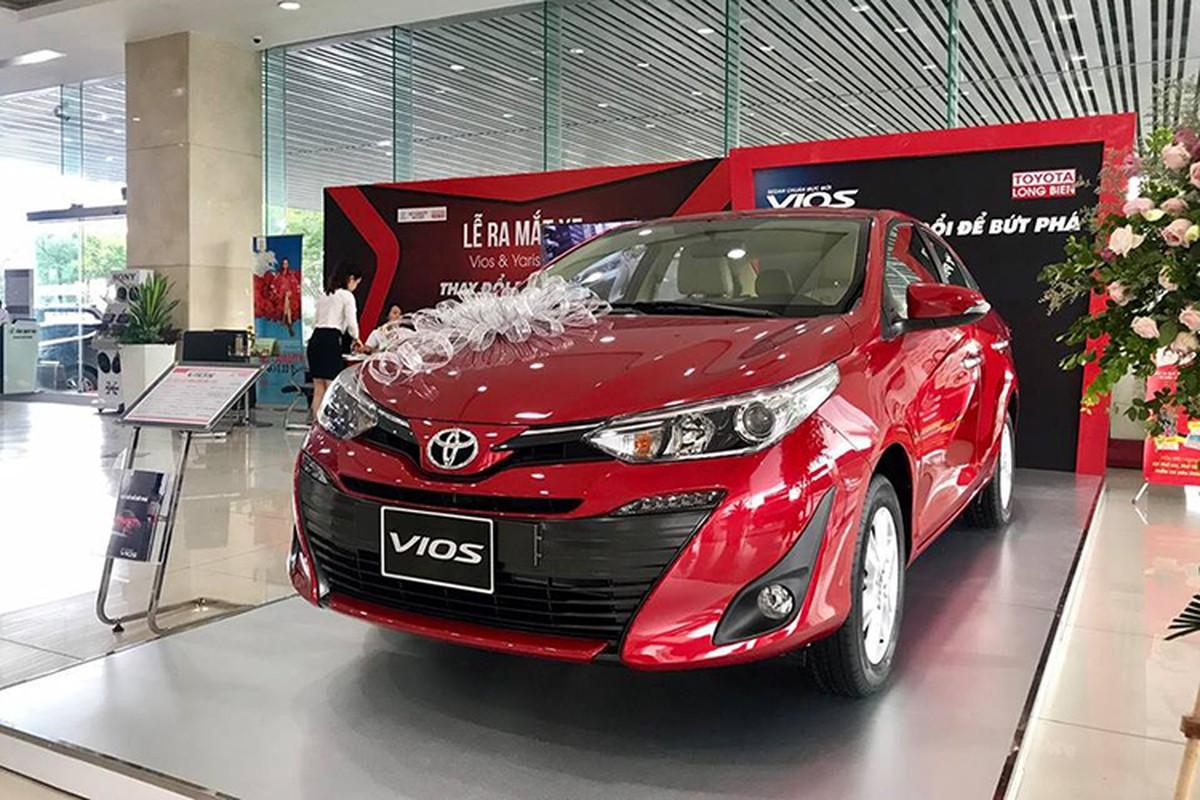 Top oto ban chay nhat Viet Nam thang 5/2020, Honda CR-V gay shock-Hinh-2