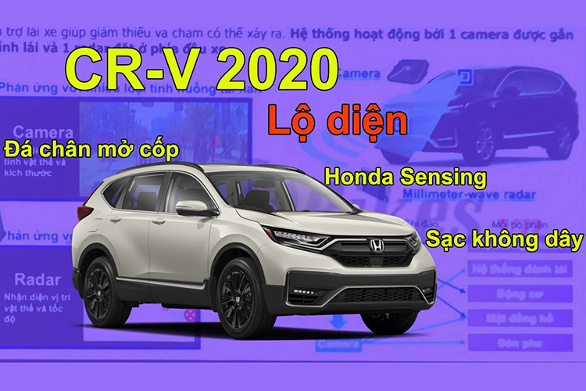 Honda CR-V 2020 ban lap rap lan dau xuat hien tren pho Viet-Hinh-3