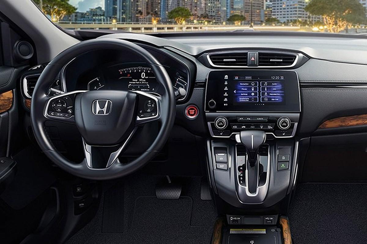 Honda CR-V 2020 ban lap rap lan dau xuat hien tren pho Viet-Hinh-4