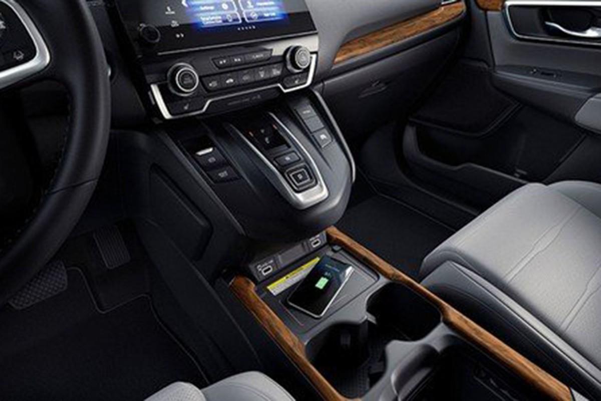Honda CR-V 2020 ban lap rap lan dau xuat hien tren pho Viet-Hinh-5