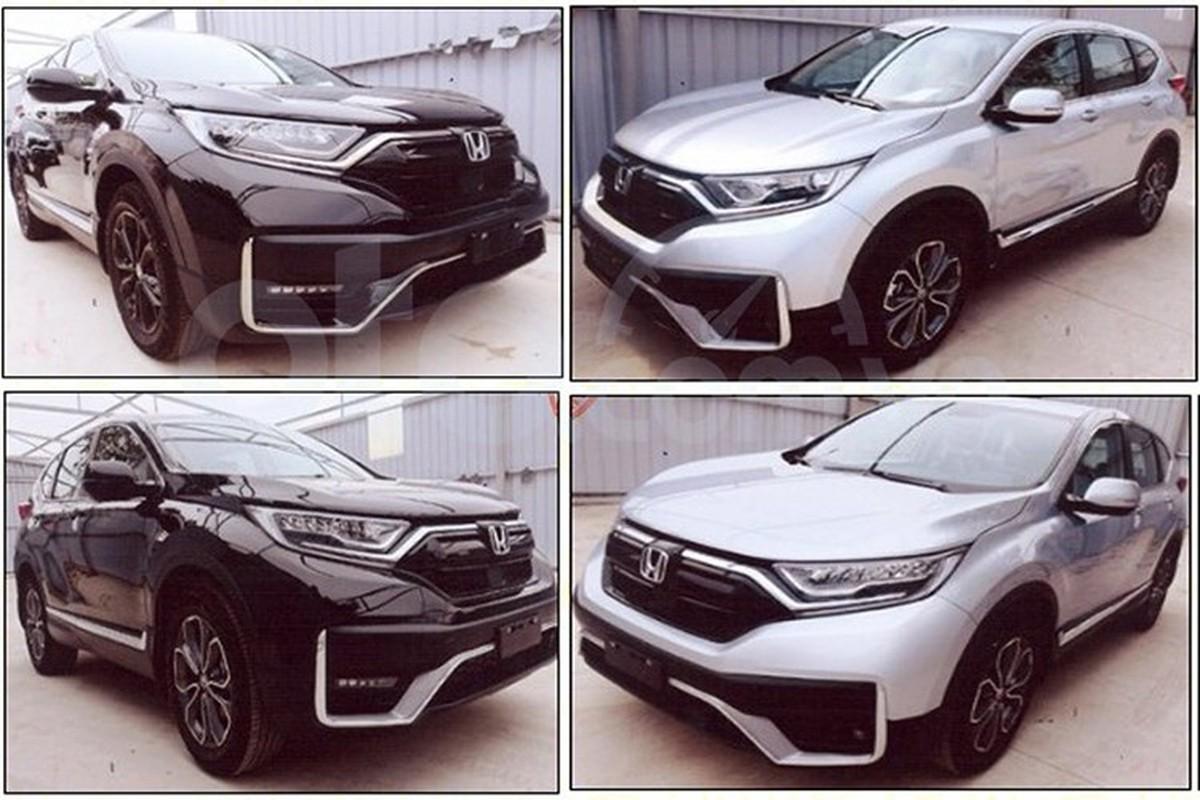 Honda CR-V 2020 ban lap rap lan dau xuat hien tren pho Viet-Hinh-8