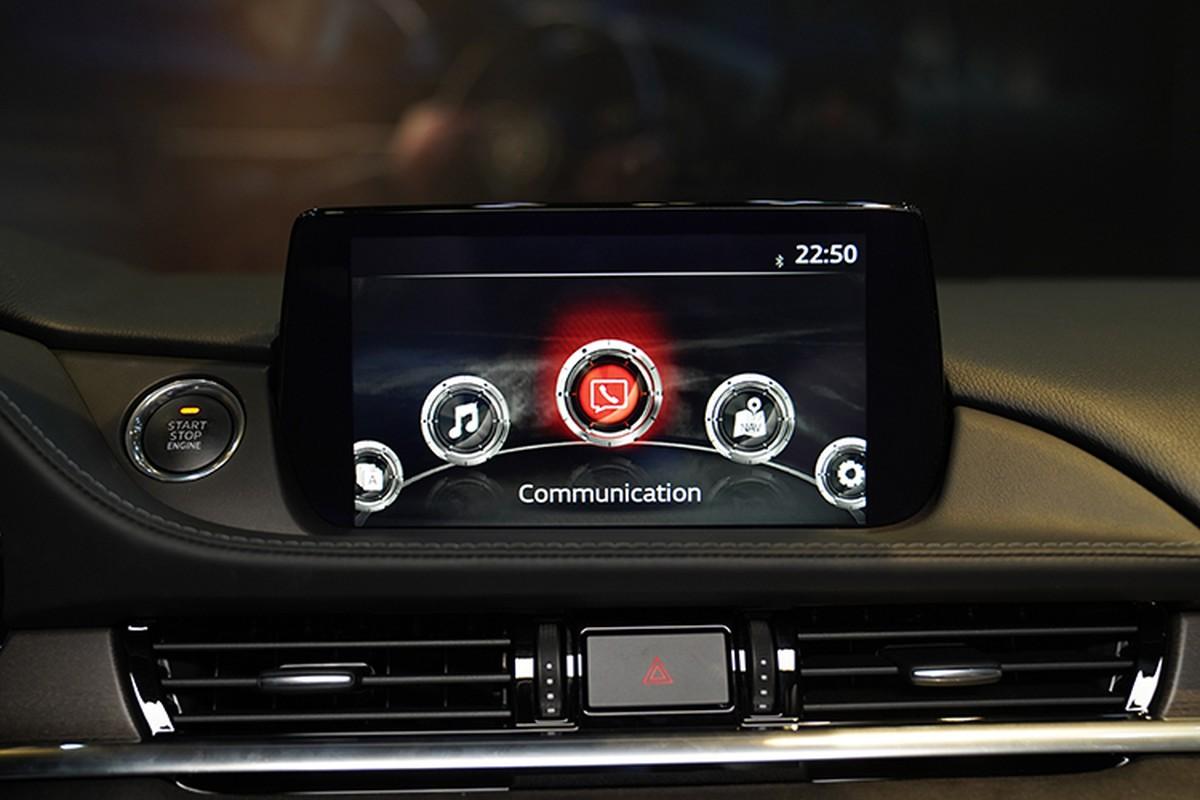 Mazda6 2020 moi ra mat tai Viet Nam