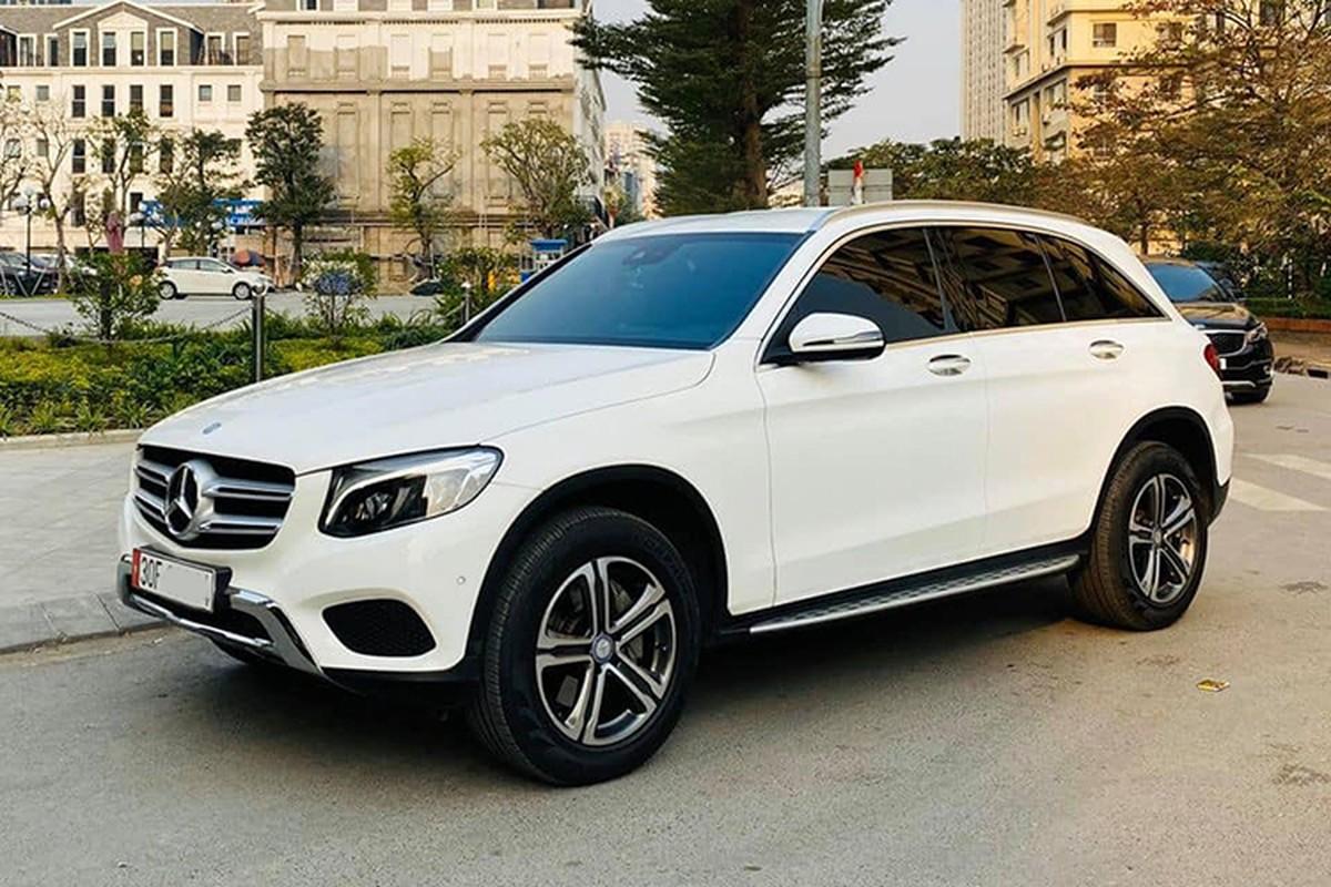 Co nen mua Mercedes-Benz GLC 250 cu hon 1,5 ty o Ha Noi?