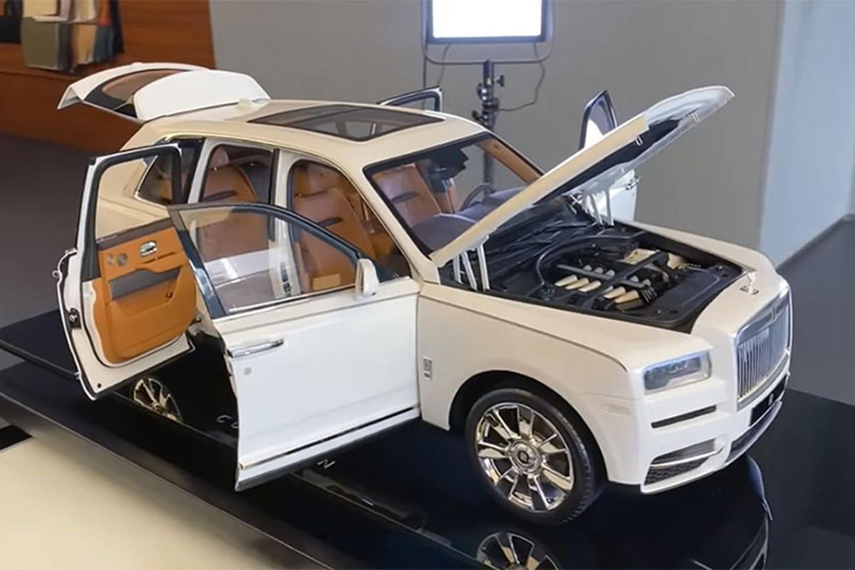 Rolls-Royce Cullinan mo hinh 1:8 len den gan 1 ty dong-Hinh-7