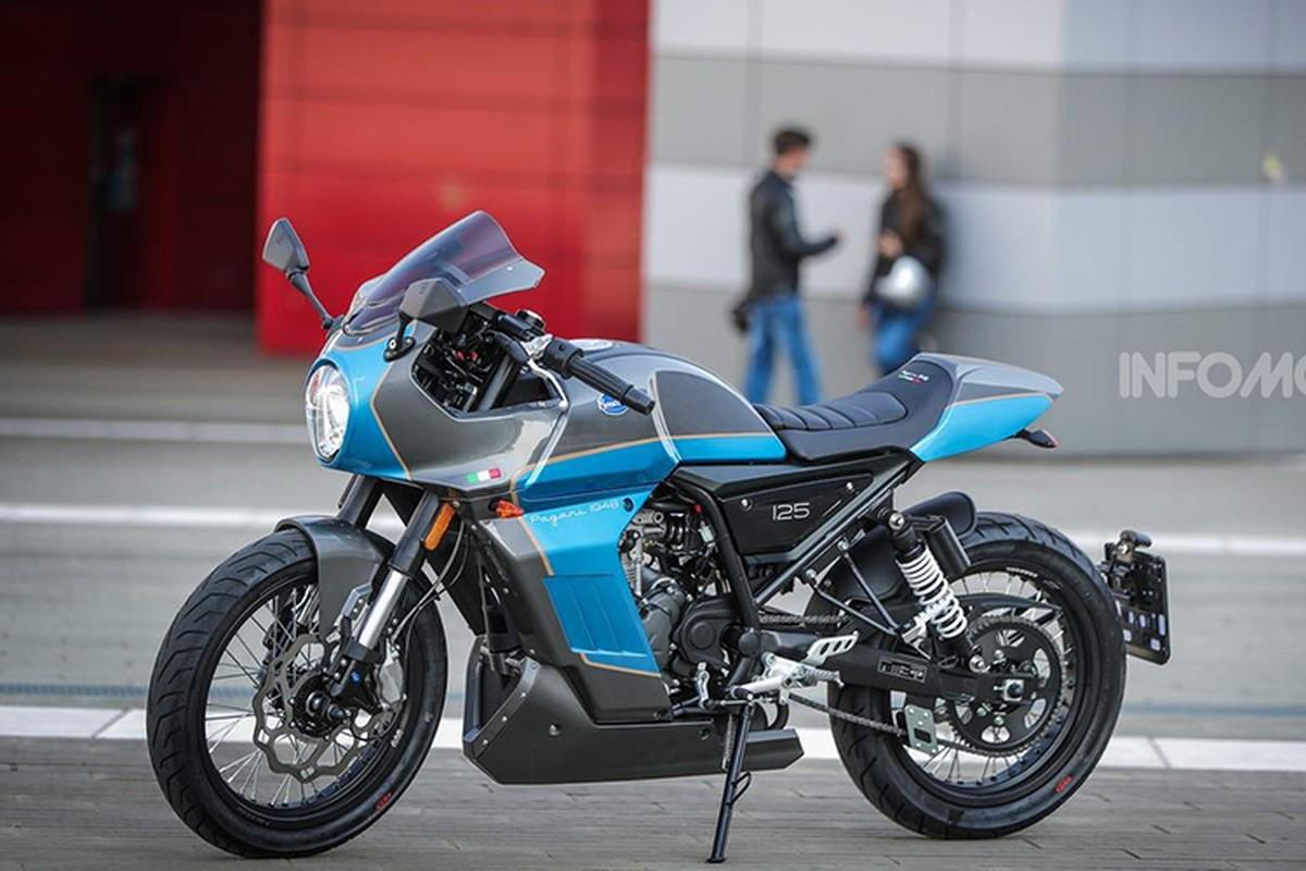 Ngam moto Aprilia Pagani 150 Cafe Racer chi 71,6 trieu dong-Hinh-2