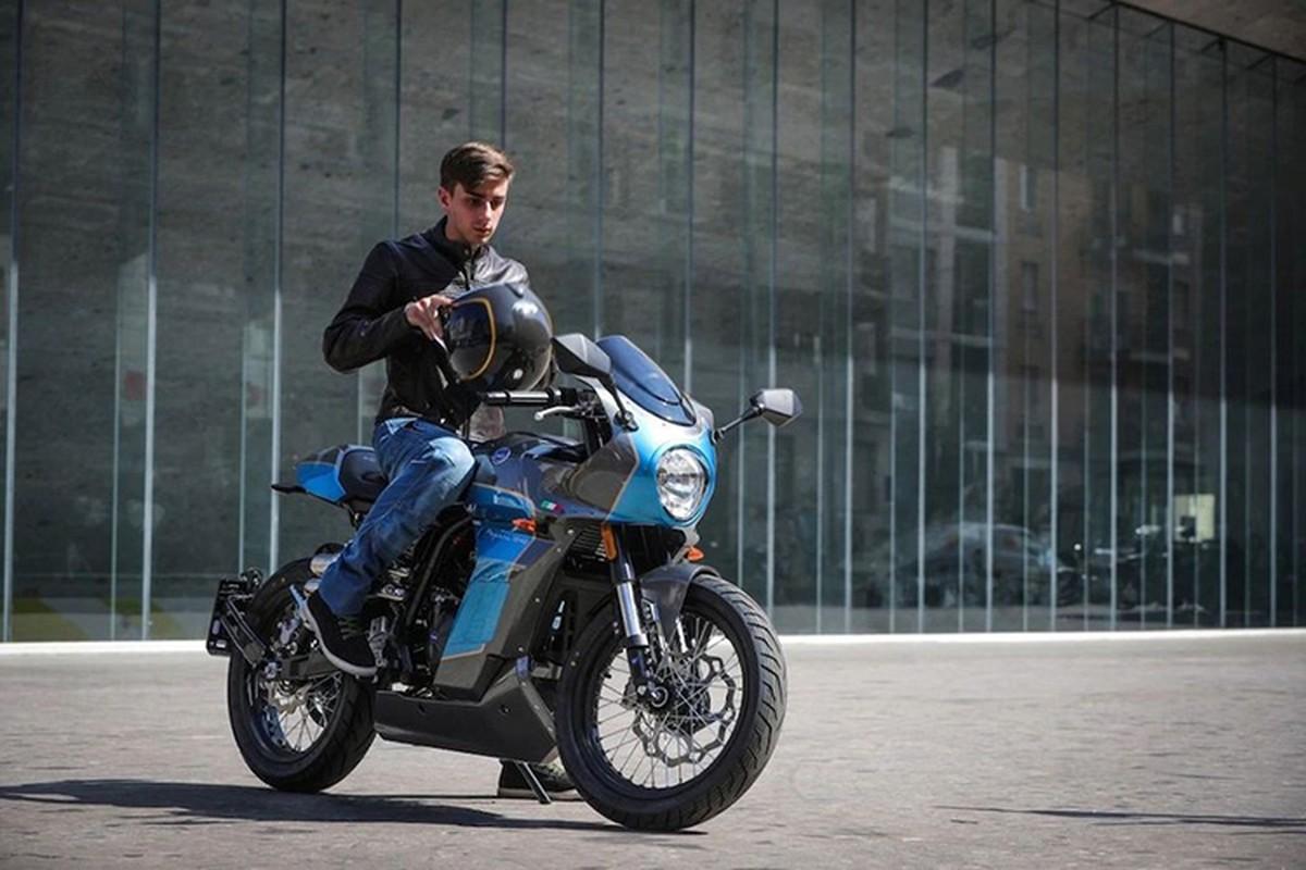 Ngam moto Aprilia Pagani 150 Cafe Racer chi 71,6 trieu dong-Hinh-4