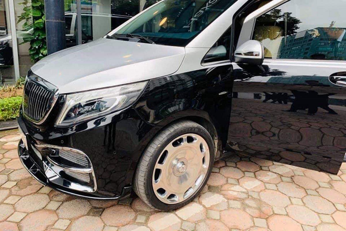 Chi tiet Mercedes-Benz V-Class do Maybach hon 2,2 ty o Sai Gon-Hinh-3