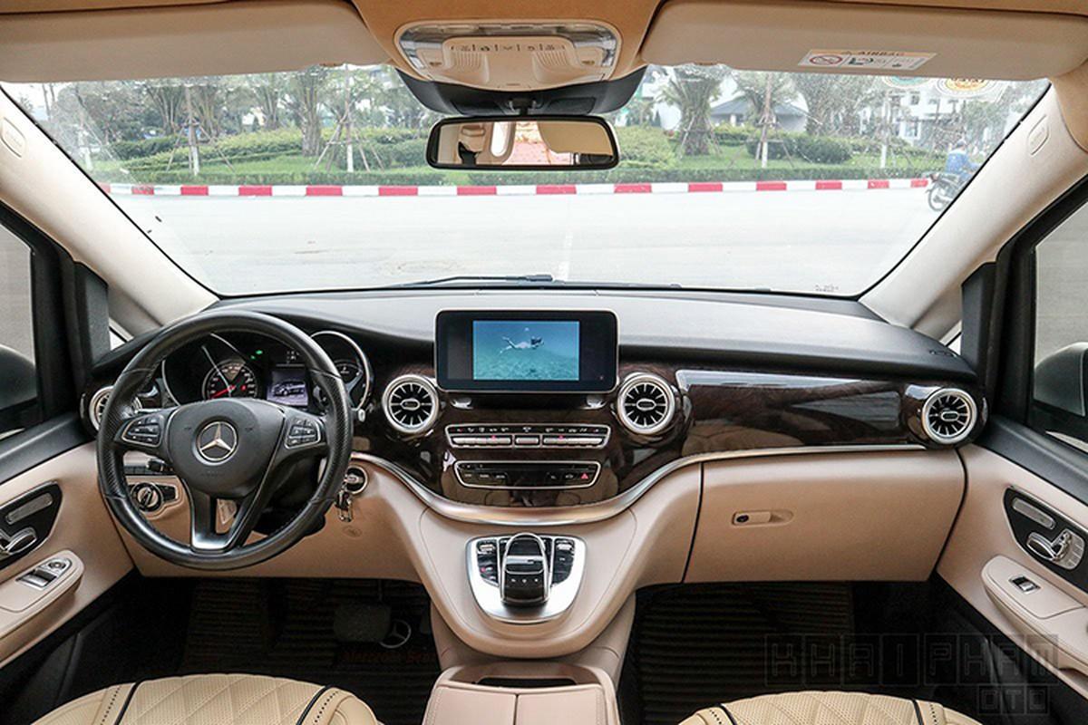 Chi tiet Mercedes-Benz V-Class do Maybach hon 2,2 ty o Sai Gon-Hinh-5