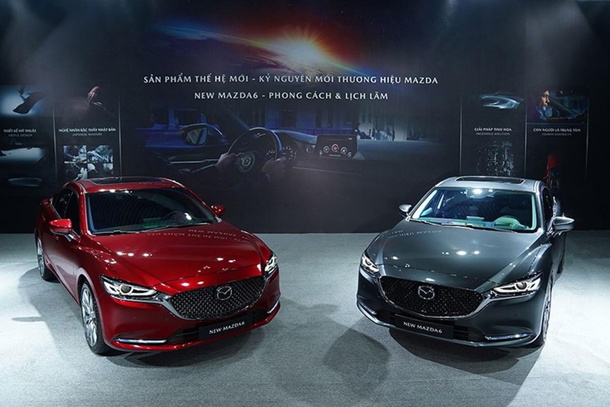 Mazda6 2020, dat nhat chi hon 1,1 ty dong tai Viet Nam-Hinh-10