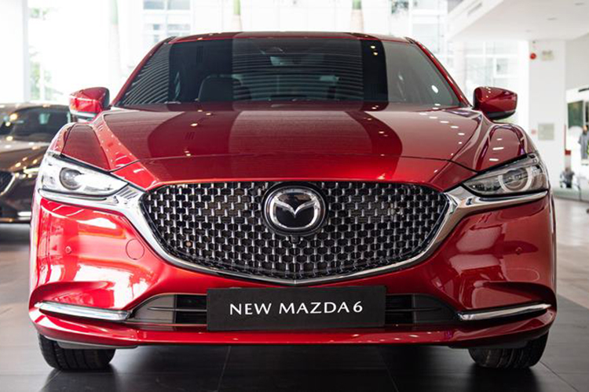 Mazda6 2020, dat nhat chi hon 1,1 ty dong tai Viet Nam-Hinh-2