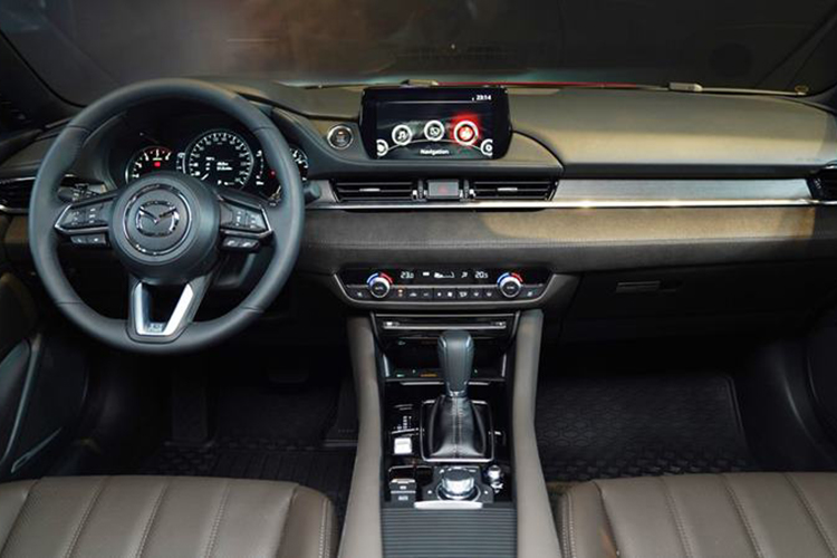 Mazda6 2020, dat nhat chi hon 1,1 ty dong tai Viet Nam-Hinh-5