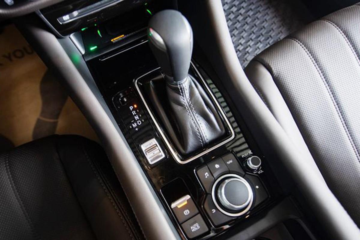 Mazda6 2020, dat nhat chi hon 1,1 ty dong tai Viet Nam-Hinh-8