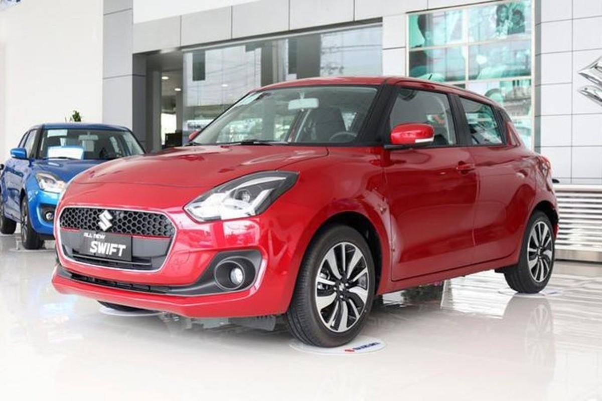 Xe Toyota, Honda, Suzuki, Mitsubishi nam top e nhat Viet Nam-Hinh-3