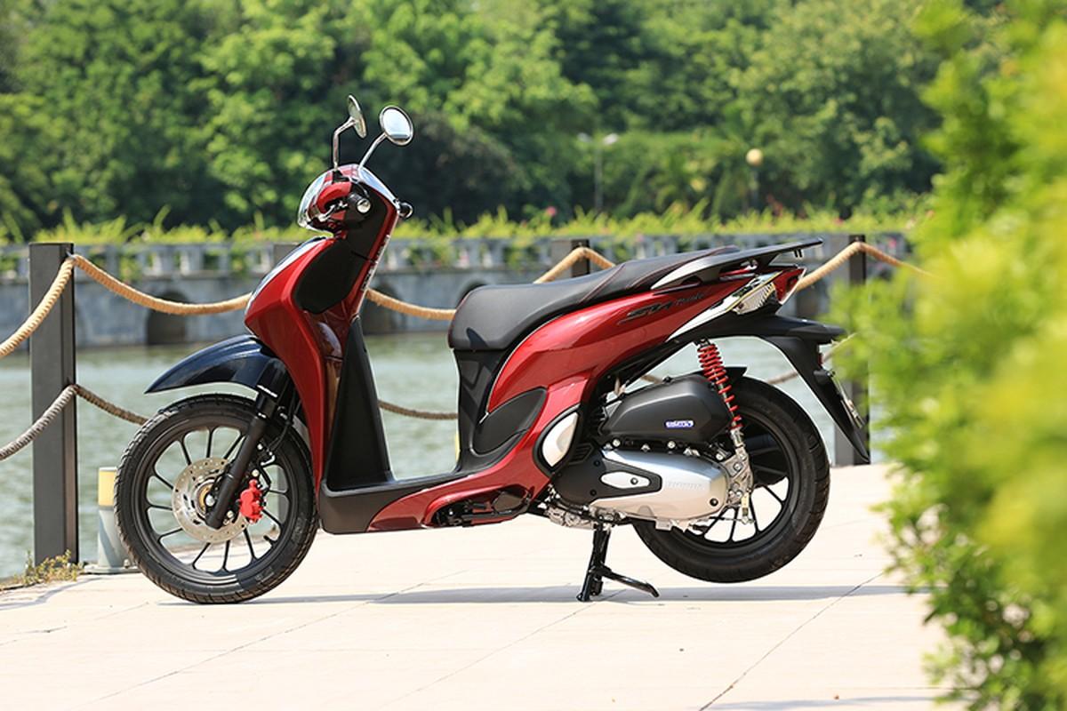 Honda SH Mode 2020 tai Viet Nam, dat nhat 59 trieu dong-Hinh-2