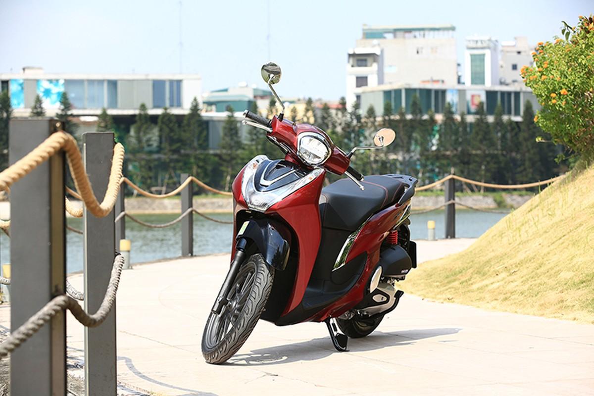 Honda SH Mode 2020 tai Viet Nam, dat nhat 59 trieu dong