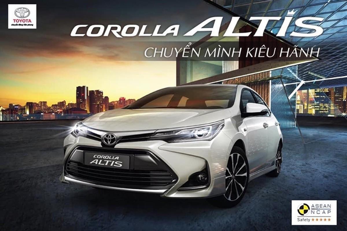 Toyota Corolla Altis 2020 khoang 700 trieu dong tai Viet Nam?-Hinh-2