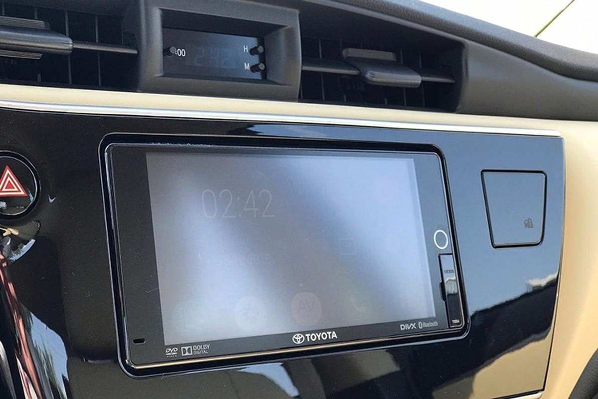 Toyota Corolla Altis 2020 khoang 700 trieu dong tai Viet Nam?-Hinh-6